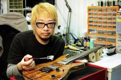SOUNDO MICHI GUITAR WORKSHOP就職 林 廣榮
